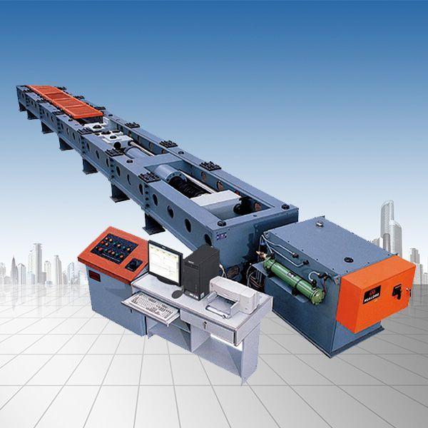 微机控制电网塔材卧式拉力试验机