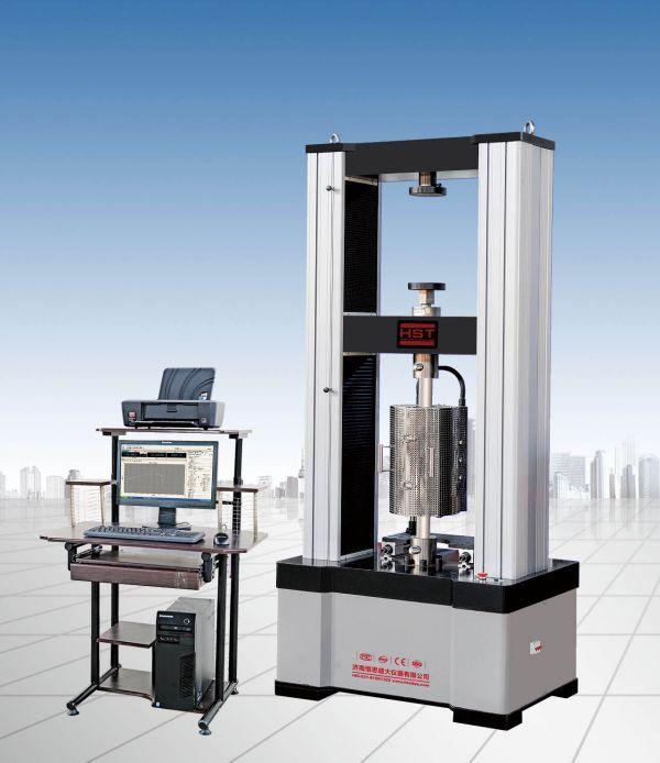 极高温万能材料拉伸试验机