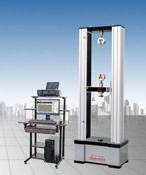 双立柱拉伸强度试验机