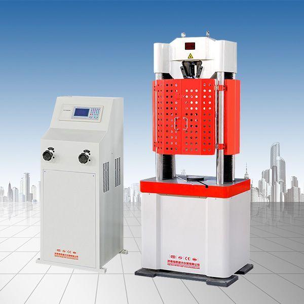 WE-600/600KN数显液压万能试验机